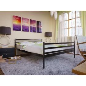 Кровать металлическая Флай 2 с изножьем