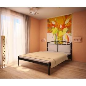 Кровать металлическая Инга без изножья