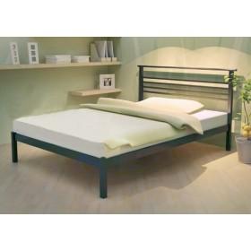 Кровать металлическая Лекс-1 без изножья