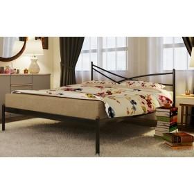 Кровать металлическая Лиана-1 без изножья