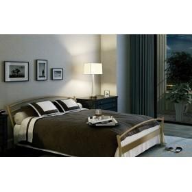 Кровать металлическая Марко-2 с изножьем