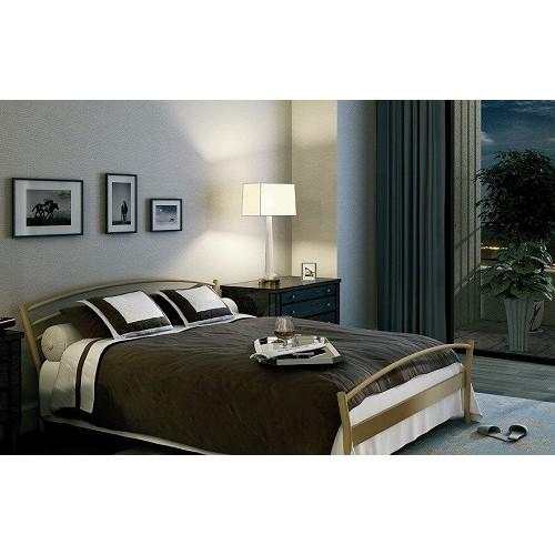 Купить Кровать металлическая Марко-2 с изножьем