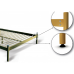 Купить Кровать металлическая Лиана-2 с изножьем