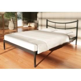 Кровать металлическая Сакура-1 без изножья
