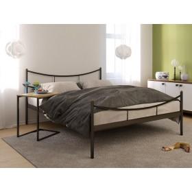 Кровать металлическая Сакура-2 с изножьем