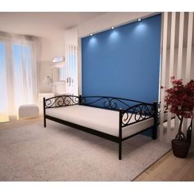 Кровать металлическая Верона Люкс