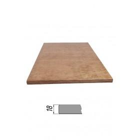 Столешница из многослойной фанеры, прямоугольная 18 мм
