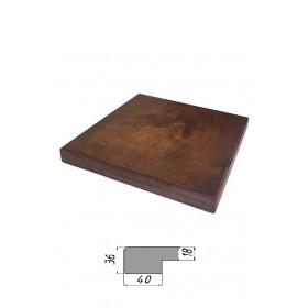 Столешница из многослойной фанеры, квадратная 36 мм