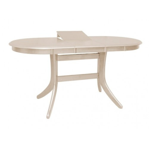 Купить Стол деревянный Лайза 1200+330х750h айвори лайт