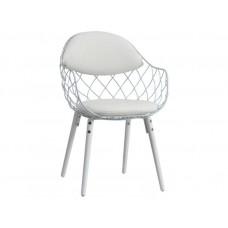 Кресло Вики белый