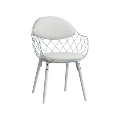 Купить Кресло Вики белое