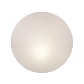Столешница круглая Кипр белая, d600 мм