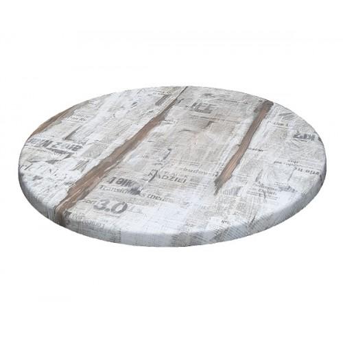 Купить Столешница круглая Topalit d700 мм