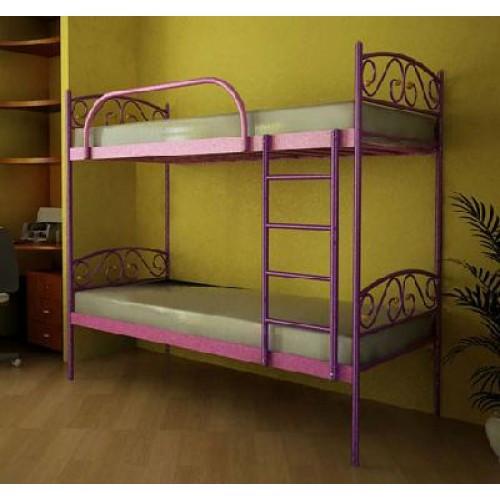 Купить Кровать двухъярусная Верона Дуо металлическая