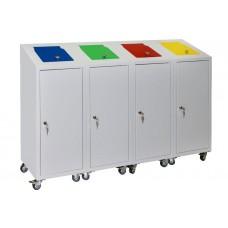 Урна для раздельного сбора мусора КВ-1