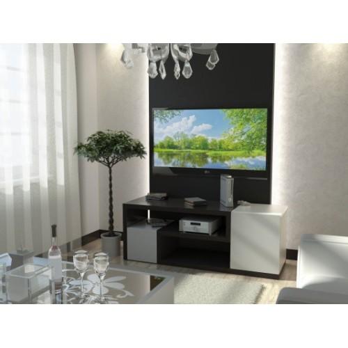 Купить Тумба TV-line 8 1430х350х530h МДФ венге