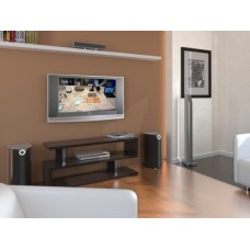 Тумба TV-line 7 1260х350х530h венге