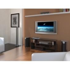 Тумба TV-line 4 1260х350х530h МДФ венге