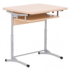 Стол ученический E-172/1 A ALU