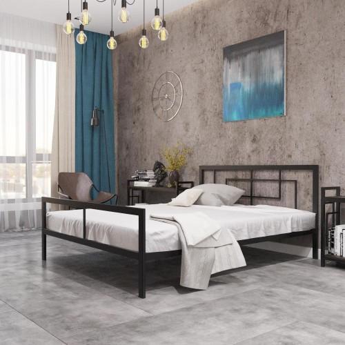 Купить Кровать металлическая Квадро