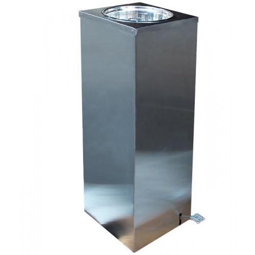 Купить Питьевой фонтанчик прямоугольный ФПНж-2