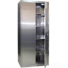 Шкаф канцелярский из нержавеющей стали ШМРНж-20