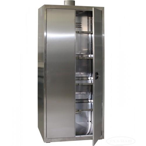 Купить Шкаф из нержавеющей стали для хранения химреактивов ШХРНж-1