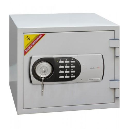 Купить Сейф огнестойкий с электронным замком и ключом 119EК