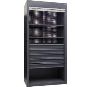 Шкаф инструментальный ролетный ШИ-10/2П/5В Р