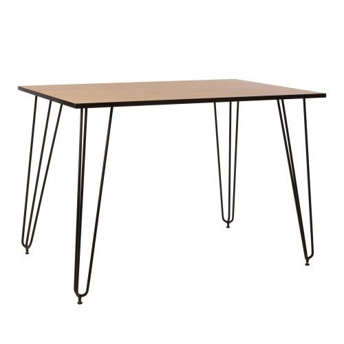 Купить Стол обеденный ALLER прямоугольный