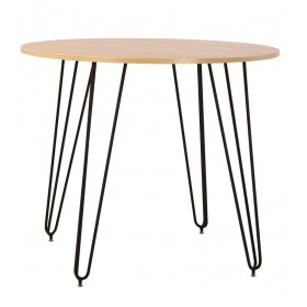 Стол обеденный ALLER круглый. d900