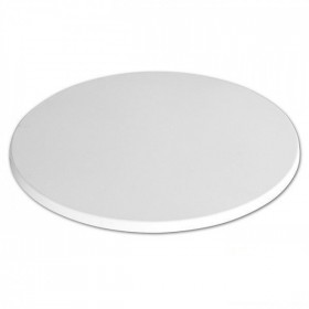 Столешница круглая Стефано белая, d800 мм