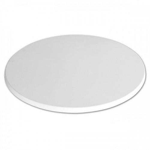 Купить Столешница круглая Стефано белая, d800 мм