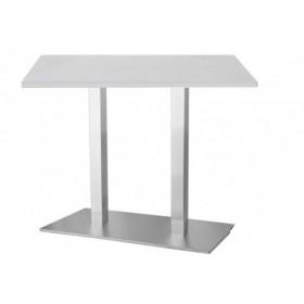 Стол барный Афина белый, 1200х600
