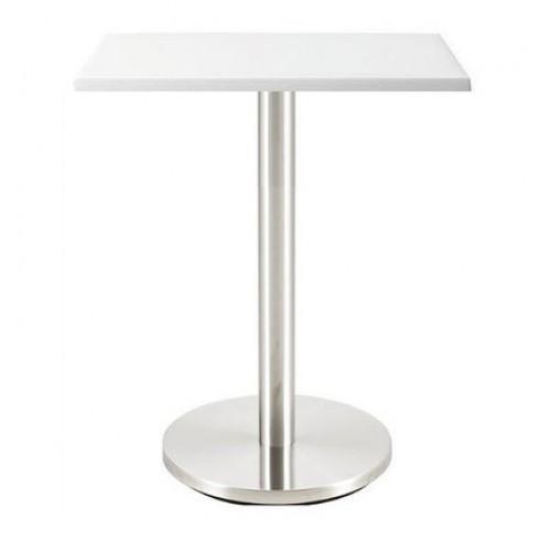 Купить Стол барный Тава S белый, 600х600 мм