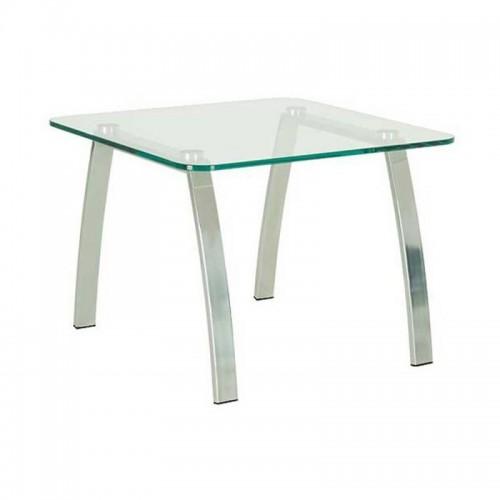 Купить Стол журнальный INCANTO (Инканто) table chrome GL стекло