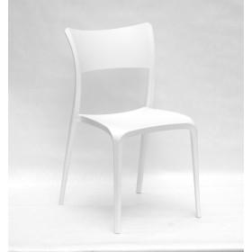 Стул Aster (Астер) пластик белый