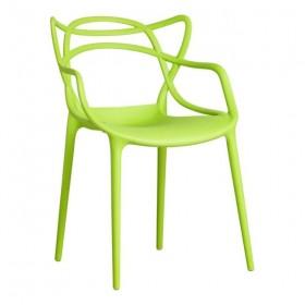 Стул Bari (Бари) пластик зеленый