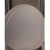 Купить Стул Mark (Марк) пластик светло-серый