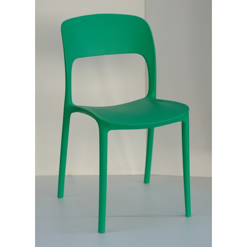 Купить Стул Ostin (Остин) пластик зеленый