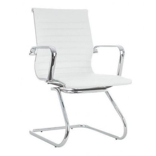 Купить Кресло Алабама Х офисное, белое