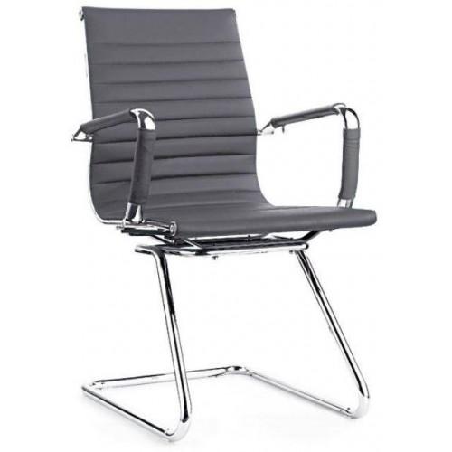 Купить Кресло Алабама Х офисное, серое