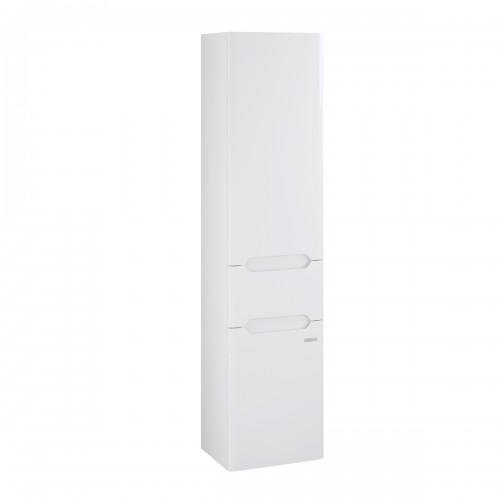 Купить Пенал подвесной для ванной Вега (Vega) Air 40 белый, правый