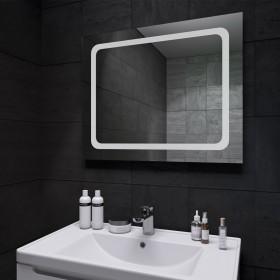 Зеркало Hella (Хелла) Led 700х650