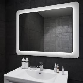 Зеркало Cosmo (Космо) Led белое 880х830